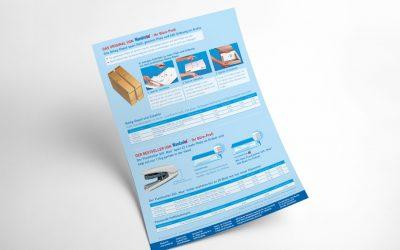 Der Wandzel Flyer | Das Beleg-Depot & der Bestseller